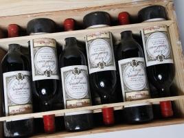VINS 150 bouteilles