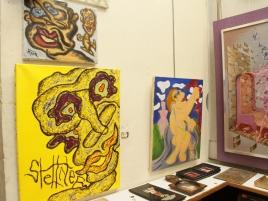 Salle des ventes ( tableaux, 11 images )