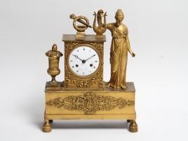 Sculptures, bronzes, pendules