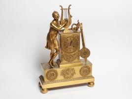 Bronze, Pendule