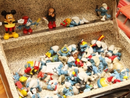 schtroumpf Figurines