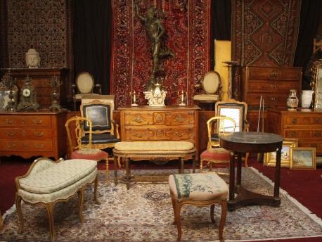 Tour de Salle meubles, tableaux..